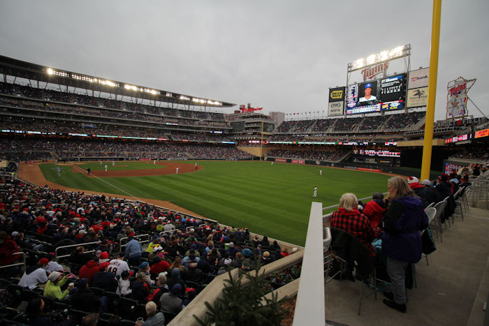 Watching the game was fun. Making my way through the unexpectedly large  crowd was fun. Just being at the ballpark was fun. The Twins even looked  like they ... 9124ef563