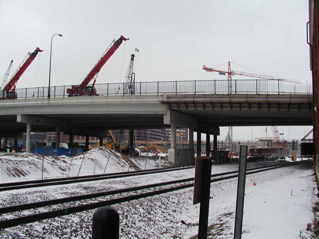 Future site of the Northstar station
