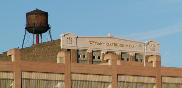 Wyman-Partridge building