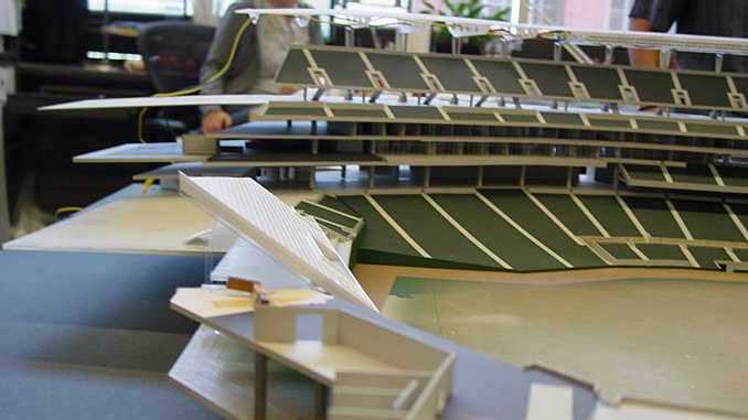 New Twins Ballpark - Model Preview 4