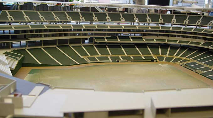 New Twins Ballpark - Model Preview 5