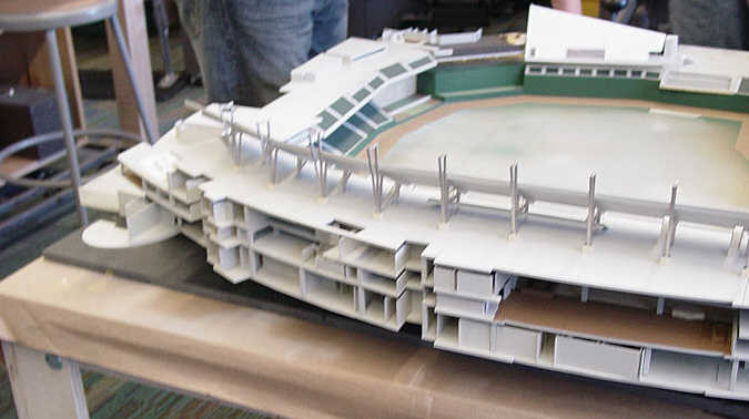 New Twins Ballpark - Model Preview 9