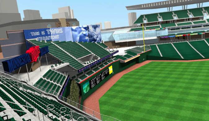 New Twins Ballpark